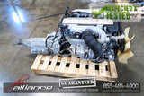 JDM Toyota Chaser 1JZ-GTE Turbo VVTi 2.5L Engine 1JZ RWD AT ETCS Soarer Supra - JDM Alliance LLC