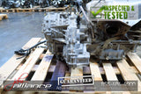 JDM 07-09 Nissan Versa MR18DE 1.8L CVT Automatic Transmission Cube MR18 - JDM Alliance LLC