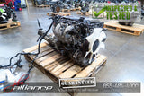 JDM Nissan Silvia SR20DET S13 2.0L DOHC Turbo Engine 5 Spd Transmission ECU