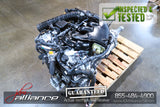 JDM 06-12 Lexus IS250 4GR-FSE 2.5L DOHC V6 Engine & Automatic Transmission 4GR - JDM Alliance LLC