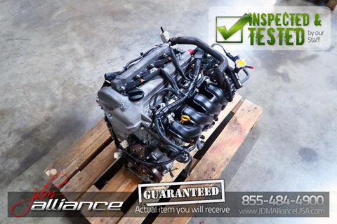 JDM 03-06 Scion XB XA 1NZ-FE 1.5L VVTi Engine Toyota Yaris ECHO Motor - JDM Alliance LLC