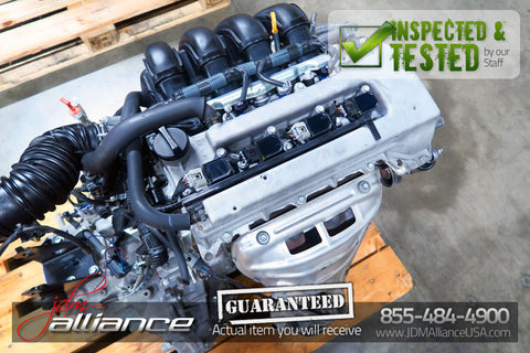 JDM 00-05 Toyota 1ZZ-FE 1.8L DOHC VVTi Engine Only Corolla Matrix Celica Vibe - JDM Alliance LLC