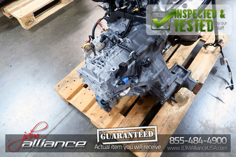 JDM 03-04 Honda CR-V Element K24A 2.4L AWD Automatic Transmission 4x4 MRJA