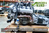 JDM Toyota 3UZ-FE 4.3L V8 DOHC VVTi Engine Only Lexus GS430 LS430 SC430 - JDM Alliance LLC