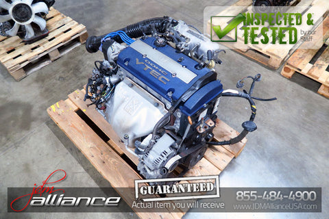 JDM Honda Accord Prelude F20B 2.0L DOHC VTEC Engine Only H23A H22A4 H22A