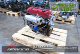 JDM 97-01 Honda Prelude Type S H22A 2.2L DOHC VTEC Engine Only Accord Euro R