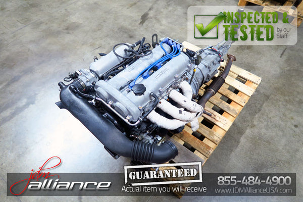 JDM 94-97 Mazda Miata BP 1.8L DOHC Engine & 5 Speed Manual Transmission MX-5