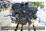 JDM 90-93 Mitsubishi GTO 3000GT 6G72 Twin Turbo Engine 5 Spd AWD Trans Stealth - JDM Alliance LLC