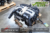 JDM Nissan 300ZX Z32 VG30DE 3.0L DOHC *Non-Turbo* Engine VG30 NA - JDM Alliance LLC