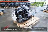 JDM Nissan Skyline GTS R33 RB25DET 2.5L DOHC Turbo Engine 5 Spd Transmission S1 - JDM Alliance LLC