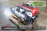 JDM Toyota 2JZ-GTE 3.0L DOHC Twin Turbo VVTi Engine ECU Wiring Aristo SC300