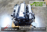 JDM Toyota Chaser 1JZ-GTE Turbo VVTi 2.5L Engine 1JZ RWD AT ETCS-i Soarer Supra - JDM Alliance LLC
