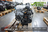 JDM 00-05 Toyota Celica GTS 2ZZ-GE 1.8L DOHC VVTLi Engine Only Corolla Matrix - JDM Alliance LLC