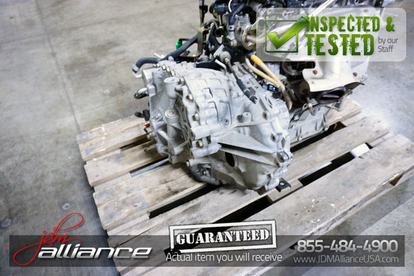 JDM 07-12 Nissan Sentra MR20 2.0L DOHC CVT Automatic Transmission - JDM Alliance LLC