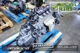 JDM 01-05 Honda Civic EX D17A 1.7L SOHC VTEC Engine ONLY D17A2 - JDM Alliance LLC