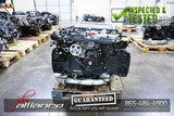 JDM 02-05 Subaru Forester EJ205 2.0L Quad Cam AVCS Turbo Engine Impreza WRX EJ20 - JDM Alliance LLC