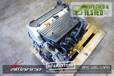 JDM 08-12 Honda Accord / 09-14 Acura TSX K24A 2.4L DOHC i-VTEC Engine - JDM Alliance LLC