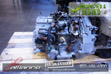 JDM 98-02 Honda Accord 2.3L 4 Cylinder Automatic Transmission MCJA MGPA F23A - JDM Alliance LLC