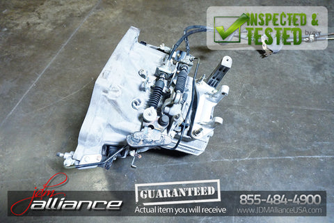 JDM 02-06 Honda Integra Type R DC5 6 Speed Manual LSD Transmission Y2M3 K20A RSX - JDM Alliance LLC