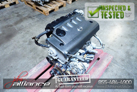JDM 02-06 Nissan Altima Sentra QR25DE 2.5L DOHC Engine - JDM Alliance LLC