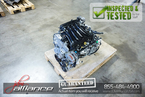 JDM 07-12 Nissan Sentra MR20DE 2.0L DOHC Engine - JDM Alliance LLC