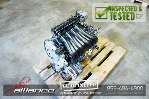 JDM 07-12 Nissan Sentra MR20DE 2.0L DOHC Engine