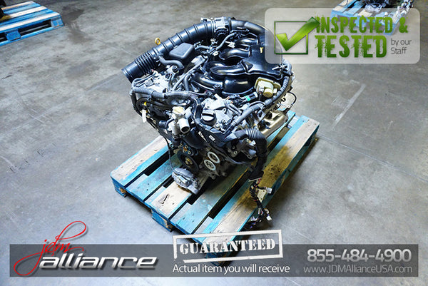 JDM 06-12 Toyota Lexus IS250 4GR-FSE 2.5L DOHC V6 Engine Only 4GR Motor