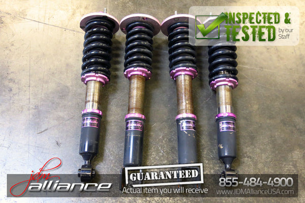 JDM Toyota Supra MKIV JZA80 STEALTH Coilovers Suspensions 96-98 - JDM Alliance