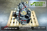 JDM 02-05 Subaru WRX EJ205 2.0L Quad Cam Non AVCS Turbo Engine Only Impreza