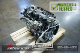 JDM 02-05 Subaru WRX EJ205 2.0L Quad Cam AVCS Turbo Engine Only Impreza / Forester