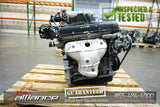 JDM 99-01 Honda B20B 2.0L DOHC High Compression Engine Civic Integra CRV