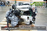 JDM 03-07 Nissan VQ35DE 3.5L V6 Engine Murano Maxima Quest VQ35 ENGINE ONLY