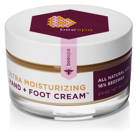 BeeSpa Hand + Foot Cream 2.5oz
