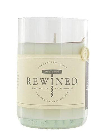 Rewined Rose Fragrance Soy Wax Scented Candle