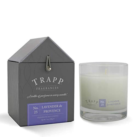 Trapp Signature Home Collection No. 25 Lavender De Provence Poured Scented Candle
