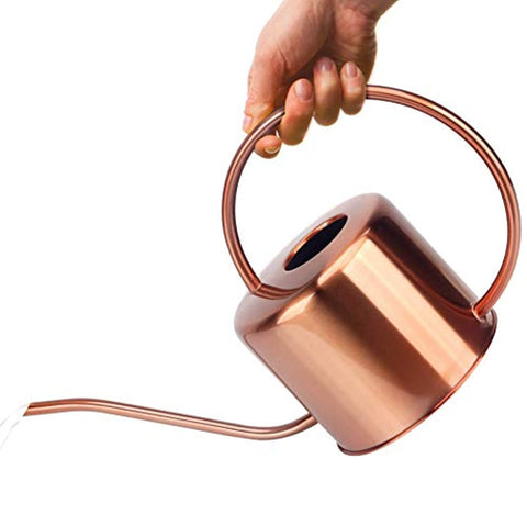 Copper Colored Watering Can