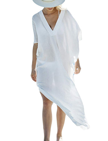 Turkish Kaftan Swimsuit Cover Up