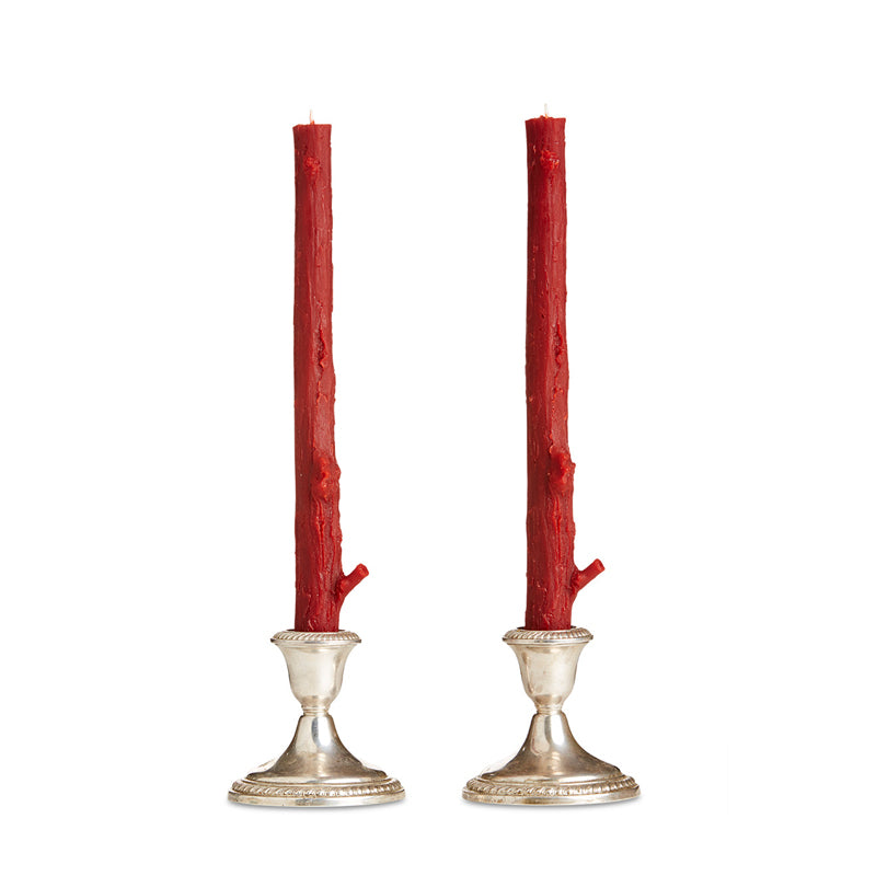 Cedar Stick Candles - Dark Cherry
