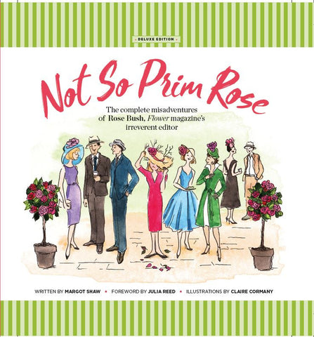 Not So Prim Rose Deluxe Edition - Paper Back