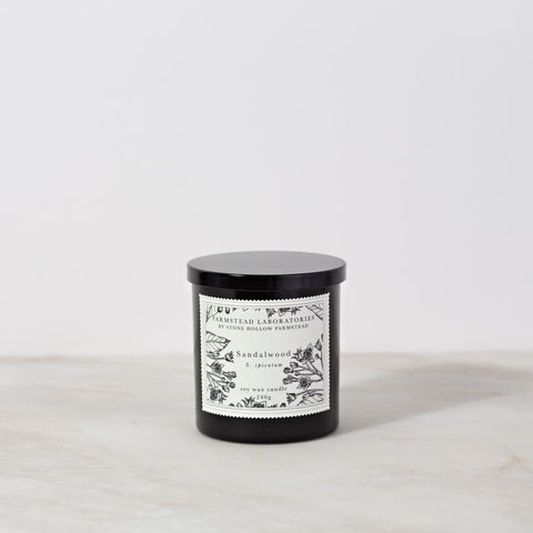 Sandalwood Candle