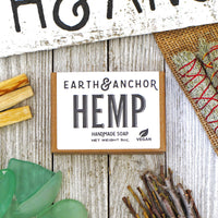Hemp Soap - by OKcollective Candle Co. Made in Oklahoma City