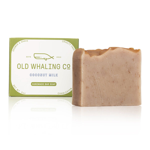 Coconut Milk Bar Soap - OKcollective Candle Co.
