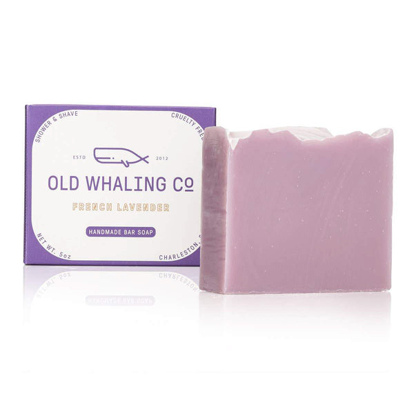 French Lavender Bar Soap - OKcollective Candle Co.