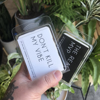 Soy Wax Melt - by OKcollective Candle Co. Made in Oklahoma City