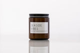 Seaside Vibes Soy Candle - by OKcollective Candle Co. Made in Oklahoma City