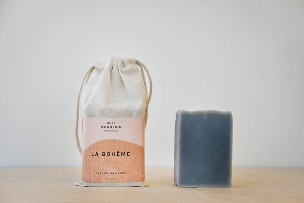 La Boheme Bar Soap - by OKcollective Candle Co. Made in Oklahoma City