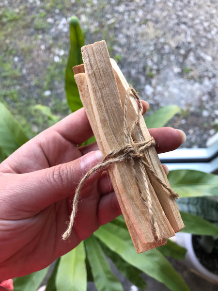 Palo Santo Bundle - by OKcollective Candle Co. Made in Oklahoma City