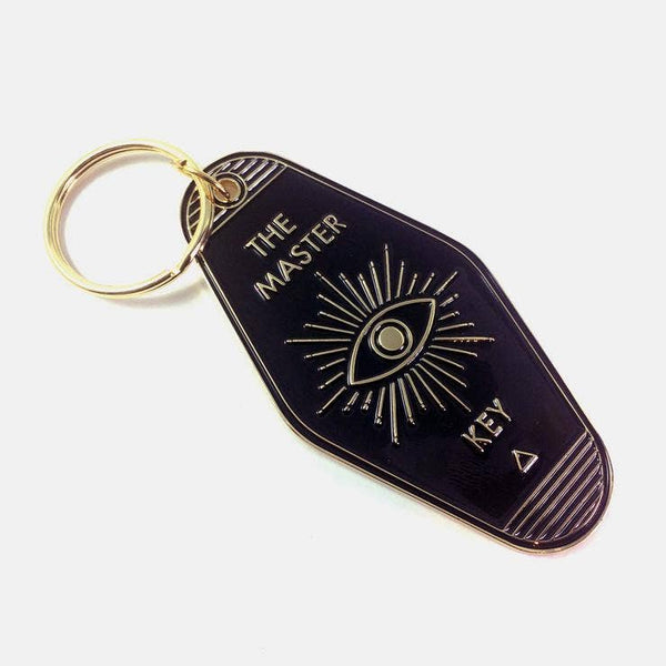 The Master Key Keychain - by OKcollective Candle Co. Made in Oklahoma City