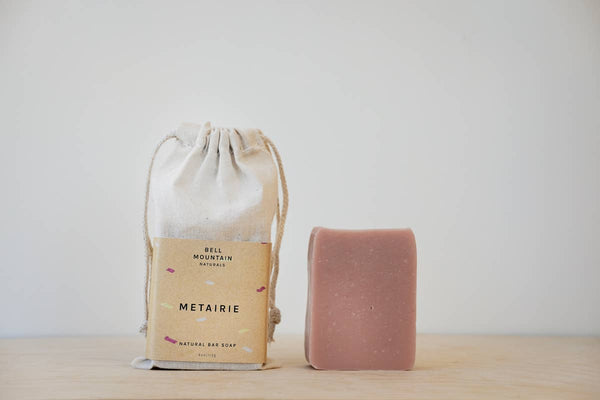 Metairie Bar Soap - by OKcollective Candle Co. Made in Oklahoma City