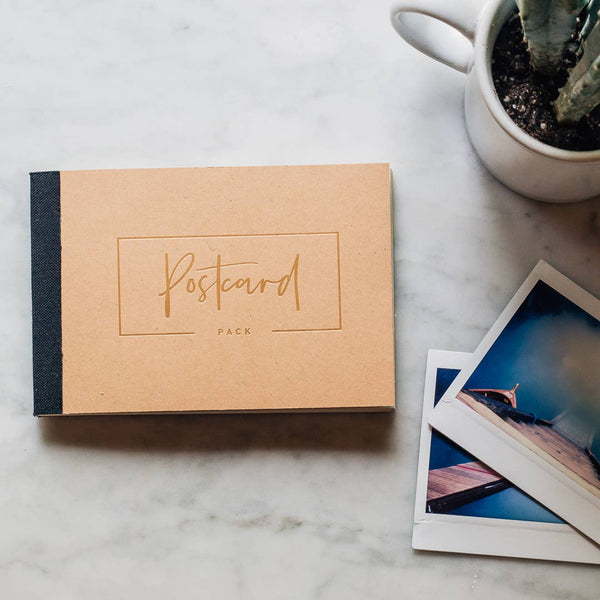 Postcard Pack by Novia Jonatan - by OKcollective Candle Co. Made in Oklahoma City